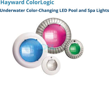 Hayward ColorLogic Underwater Color-Changing LED Pool and Spa Lights